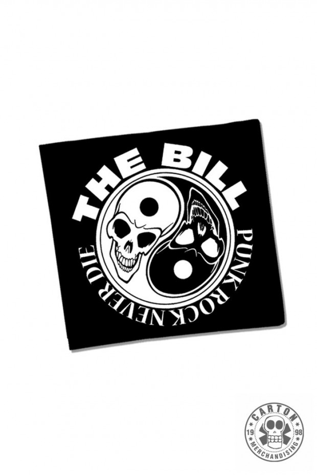 THE BILL PUNK ROCK NEVER DIE