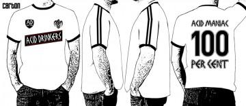 c112bba44a06 Mamy nowe koszulki dla fanów ACID DRINKERS. Minął już rok od poprzedniej  premiery - limitowanej koszulki