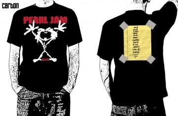 646ca0162b5b87 Z radością zawiadamiamy, że zostaliśmy producentem oficjalnych koszulek  PEARL JAM. Tego zespołu chyba nikomu nie trzeba przedstawiać.